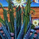 "A ""Cereus"" Spring(30""x 40"")SOLD"
